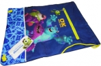 сумка для смен/об Самый Страшный Универ-new голубой оптом