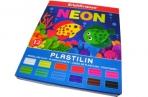 пластилин Neon 12 цветов/216г, со стеком разноцветный оптом