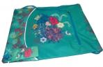 сумка для смен/об Flower Fantasy зеленый оптом