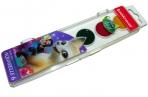 акварель медовая Феи и невиданный зверь 6 цветов оптом