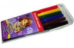 фломастеры 6цв Sofia in Flowers разноцветный оптом