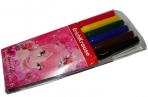 фломастеры 6цв Tink Pink разноцветный оптом