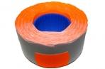 Этикет-лента PRIX (волна) 26х16 (700эт. /160рол. ) оранжевая оптом