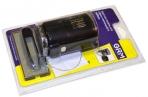 Печать самонаб 2-круг., оттиск D=40мм синий GRM R40 plus, крышка, КАССА В КОМПЛЕКТЕ, европодвес оптом