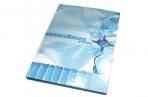 Книга учета, твердый переплет с припресс., офсет,  лин., 96 л.,  (УЛЬЯНОВСКИЙ ДОМ ПЕЧАТИ) оптом