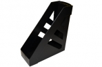 Вертикальный накопитель СТАММ 100мм черный цена за 1 шт,  ЛТ- 104 оптом