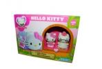 1toy Hello Kitty, Игр. наб. : горка, 2 фигурки, 17, 78*7, 62*12, 7 см, кор. оптом