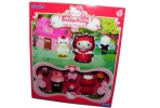 "1toy Hello Kitty, ���. ���. : ""����� ���"", 1 �������, ������., 20, 32*6, 35*22, 865 ��, ���. �����"
