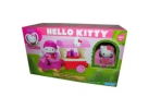 1toy Hello Kitty, Игр. наб. : тележка, 1 фигурка, 22, 86*8, 89*12, 7 см, кор. оптом
