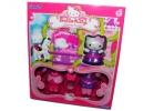 "1toy Hello Kitty, Игр. наб. : ""Спящая красавица"", 1 фигурка, аксесс., 20, 32*6, 35*22, 86 см, кор оптом"