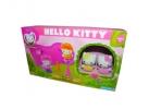 1toy Hello Kitty, Игр. Наб. : скейт-парк, 2 фигурки с аксесс., 22, 86*6, 35*12, 7 см, кор. оптом