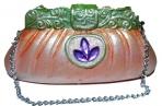 Украшение декоративное РИДИКЮЛЬ, 10 см, полирезин,  (WINTER WINGS) оптом