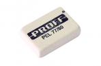"""Ластик """"PROFF"""" (77) 80шт/уп в коробке белый оптом"""