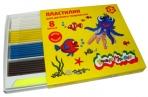 Пластилин Каляка-Маляка для детского творчества 8 цв. 120, 00 г стек, 3+ оптом