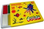 Пластилин Каляка-Маляка для детского творчества 10 цв. 150, 00 г стек оптом