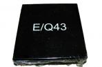 Сменная штемп. подушка Q43, Q43d (№8) 1шт синяя оптом