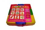Игрушка выдувная кубики тематические №5 Арт. Р-6643 оптом
