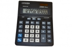 Калькулятор настольный Citizen Business Line CDB, 12 разр., двойное питание, 157*200*35мм, черный оптом