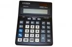 Калькулятор настольный Citizen Business Line CDB, 14 разр., двойное питание, 157*200*35мм, черный оптом