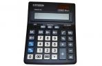Калькулятор настольный Citizen Business Line CDB, 16 разр., двойное питание, 157*200*35мм, черный оптом