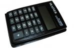 Калькулятор карм.  (пл., 8 разрд., чер. 58 x 88 x 10 мм) (SLD-100) оптом