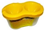Стакан-непроливайка Каляка-Маляка двойной 300 мл пластик 3+ оптом