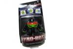 1toy Gyro-Botz робот-боец-волчок с пусковым шнуром 6 см 6 видов. инструкц. блист оптом