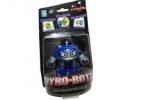 1toy Gyro-Botz робот-боец-волчок с пусковым шнуром 6см 6 видов. инструкц. блист оптом