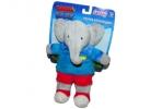1toy Бабар мягк. Слон (Бабар) /Слон (Баду) 25см, блист. в ассорт. оптом