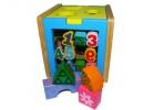 Универсальная развивающая игрушка «Куб» оптом