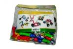 Конструктор пластиковый «Multiform», 78 деталей оптом