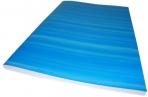 Тетрадь A4 96 листов в клетку, офсет/обл. бумвинил/на скобах оптом